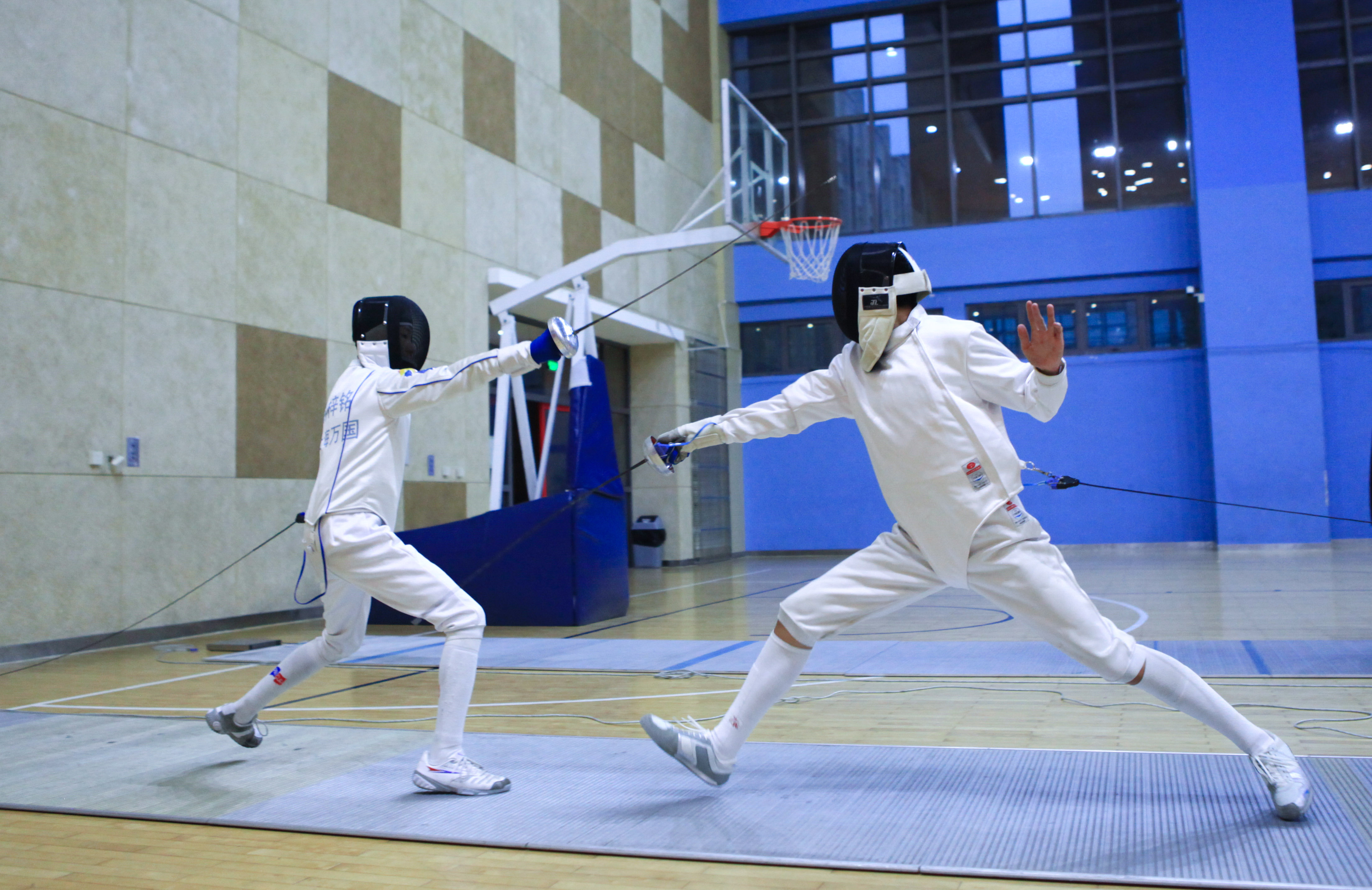 WASCZ Tennis and Fencing Competition