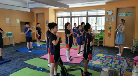 Benefits of Yoga in Primary