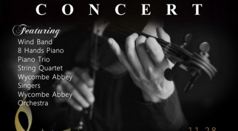 Wycombe Abbey Music Department Celebration Concert