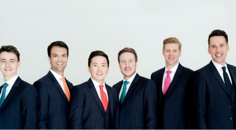 Wycombe Abbey meet The King's Singers!