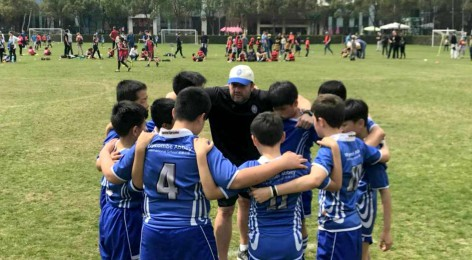 PRIMARY RUGBY + NETBALL – FINALS DAY IN SHANGHAI