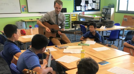 Music in WAIS Primary