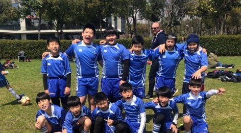 Finals Day in Shanghai for Primary Rugby