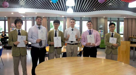 WAIS publishes first Journal of Academic Research Projects edited by Pupils