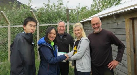 WASCZ Charity Work - Arctic Foxes