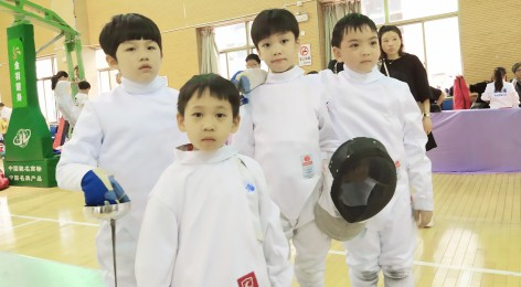2019 Changzhou Fencing Competition Success