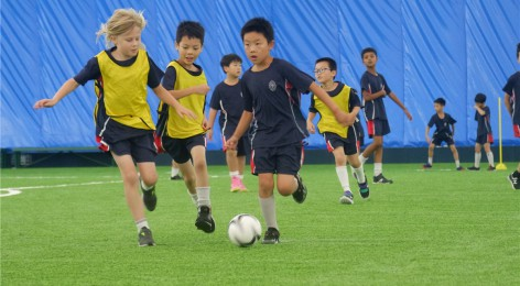 Primary House Sports – Football and Netball