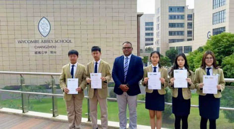 Young Scientists Gain Awards